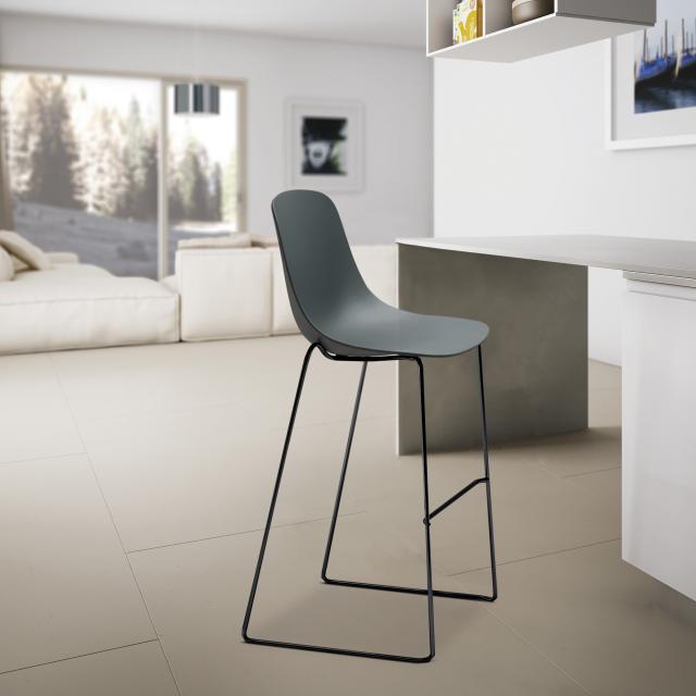 infiniti Pure Loop Binuance bar stool