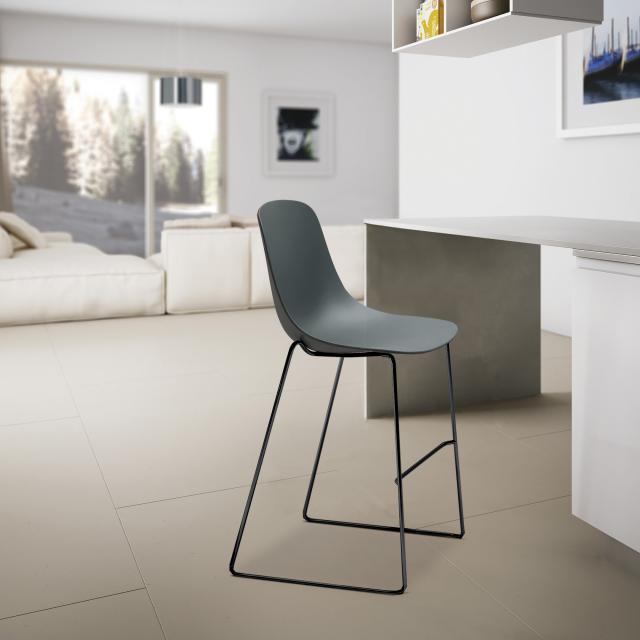 infiniti Pure Loop Binuance counter stool