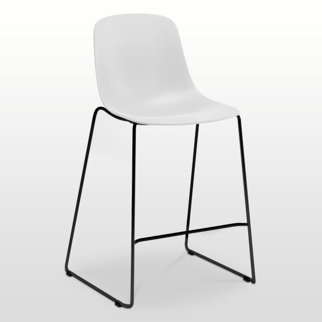 infiniti Pure Loop Mono counter stool