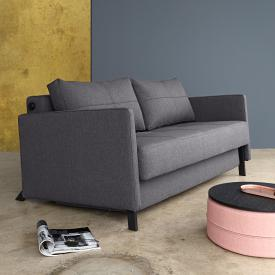 Innovation Cubed sofa bed with armrests
