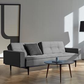 Innovation Dublexo Styletto sofa bed with armrests
