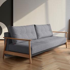 Innovation Eluma sofa bed with armrests
