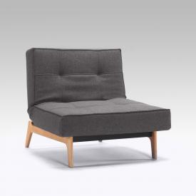 Innovation Splitback Eik armchair