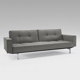 Innovation Splitback sofa bed with armrests