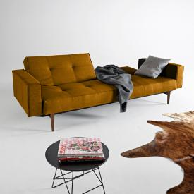 Innovation Splitback Styletto sofa bed with armrests
