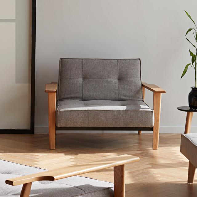 Innovation Living Splitback Frej armchair