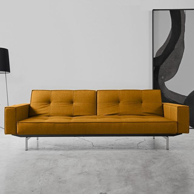 Innovation Living Splitback sofa bed with armrests