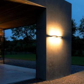 IP44.de gap X LED wall light