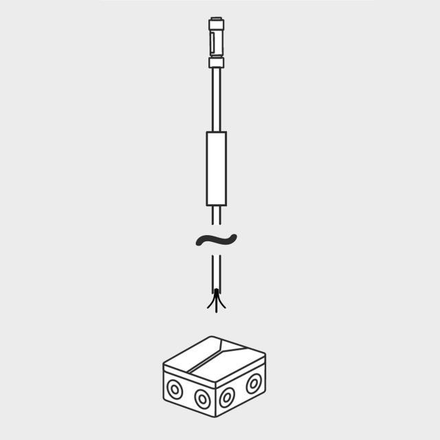 IP44.de connect earth connection kit