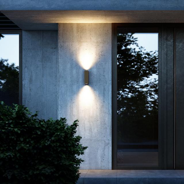 IP44.de cut LED wall light