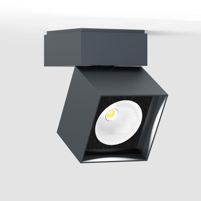 IP44.de per LED ceiling light/spotlight, square