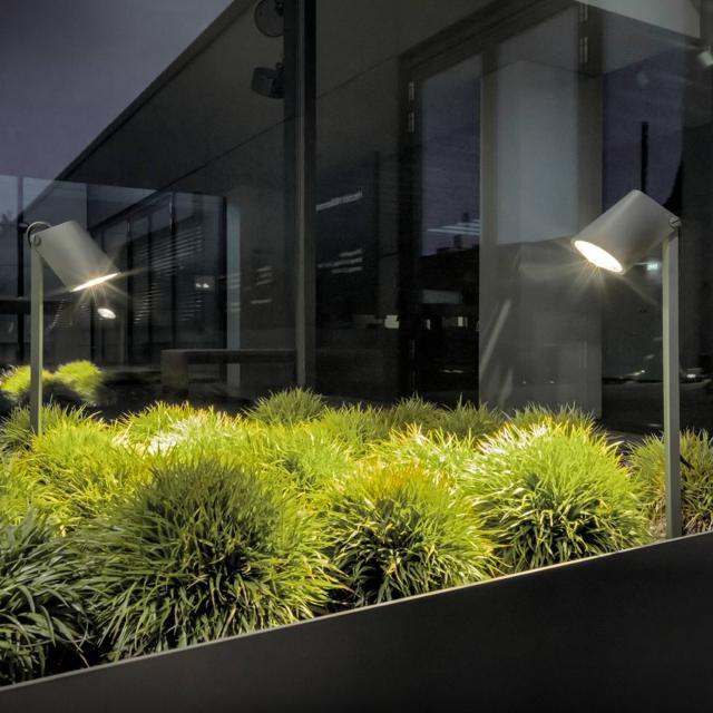 IP44.de stic spike LED spotlight with ground spike