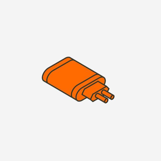 IP44.de USB charger