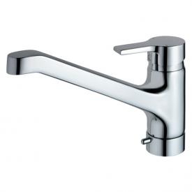 Ideal Standard Active single lever kitchen mixer with utility shut-off valve chrome