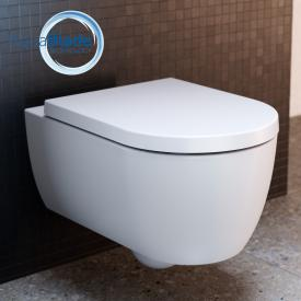 Ideal Standard Blend AquaBlade round wall-mounted washdown toilet white