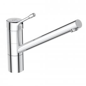 Ideal Standard CERALOOK single lever kitchen fitting with swivel spout chrome