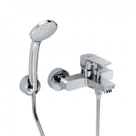 Ideal Standard CeraPlan III exposed single lever bath mixer with shower set