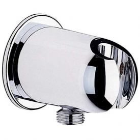 """Ideal Standard CeraWell shower bracket fix with concealed connection 1/2"""" thread, chrome"""