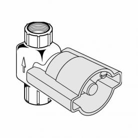 Ideal Standard concealed part for wall valves with rubber top thread