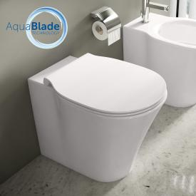 Ideal Standard Connect Air floorstanding washdown toilet, AquaBlade white, with Ideal Plus