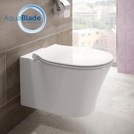 Ideal Standard Connect Air wall-mounted washdown toilet, AquaBlade with Ideal Plus