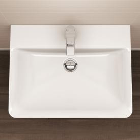 Ideal Standard Connect Air washbasin white, with Ideal Plus