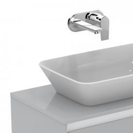 Ideal Standard Connect Air wooden top light grey gloss