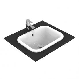 Ideal Standard Connect drop-in washbasin white