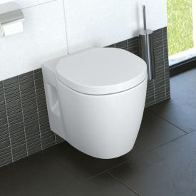 Ideal Standard Connect Freedom Plus 6 wall-mounted washdown toilet, raised white