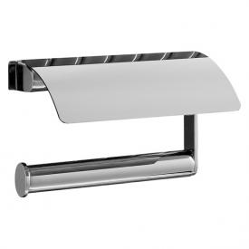 Ideal Standard Connect toilet roll holder with cover
