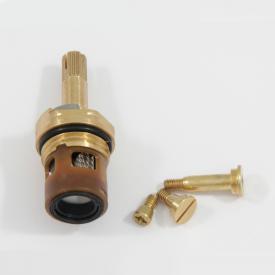 Ideal Standard head part cartridge, closes clockwise
