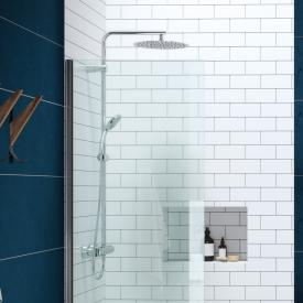 Ideal Standard Idealrain shower system with CeraTherm 100 shower thermostat