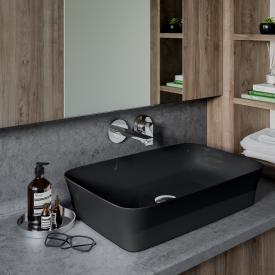 Ideal Standard Ipalyss countertop washbowl black, without overflow