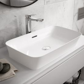 Ideal Standard Ipalyss countertop washbowl white, with Ideal Plus, with overflow