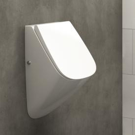 Ideal Standard Privo II urinal, rear supply white, with lid mounting
