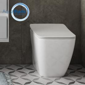 Ideal Standard Strada II floorstanding washdown toilet, AquaBlade white
