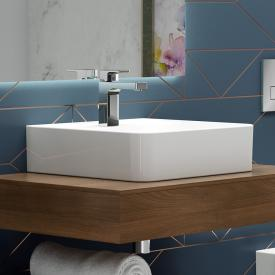 Ideal Standard Strada II hand washbasin white, with 1 tap hole, ungrounded