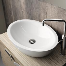 Ideal Standard Strada countertop basin, oval with Ideal Plus