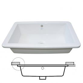 Ideal Standard Strada undercounter basin white