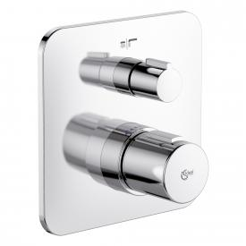 Ideal Standard Tonic II concealed bath thermostat, intrinsically safe
