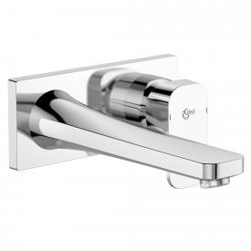 Ideal Standard Tonic II concealed, single lever basin mixer, trim set 2 projection: 225 mm