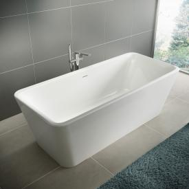 Ideal Standard Tonic II freestanding, rectangular bath white, without filling function