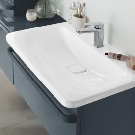 Ideal Standard Tonic II vanity basin with IdealFlow white, with Ideal Plus