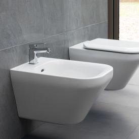Ideal Standard Tonic II wall-mounted bidet with Ideal Plus
