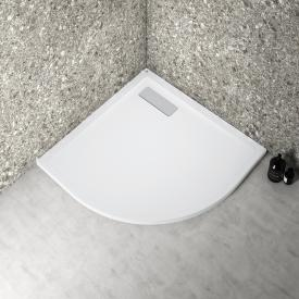 Ideal Standard Ultra Flat New quadrant shower tray complete Set white