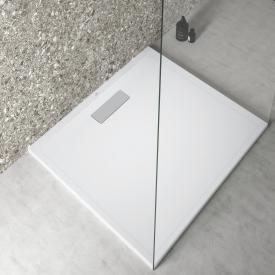 Ideal Standard Ultra Flat New rectangular shower tray complete Set white