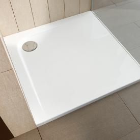 Ideal Standard Ultra Flat rectangular shower tray, floor level with support