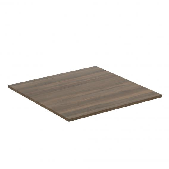 Ideal Standard Adapto wooden top walnut decor