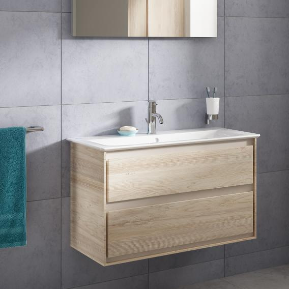 Ideal Standard Connect Air vanity washbasin with Ideal Plus