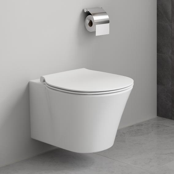 Ideal Standard Connect Air wall-mounted washdown toilet, AquaBlade
